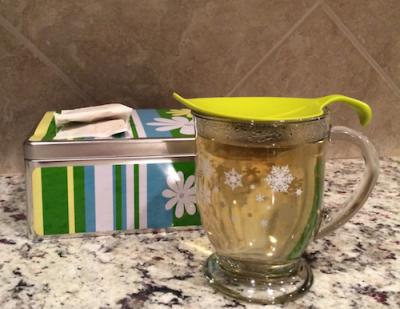 Camomile Tea to Soothe Irritated Dog Skin