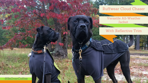 K9sOverCoffee | Ruffwear Cloud Chaser - Versatile All-Weather Jacket With Reflective Trim