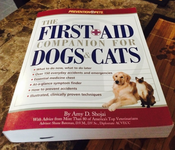 First Aid Companion For Dogs & Cats