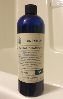 K9sOverCoffee |Dr. Harvey's Herbal Shampoo