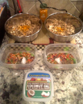 Homemade Dog Food with Coconut Oil