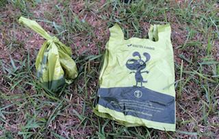 Earthrated Poop Bags