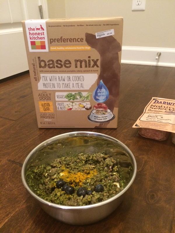 The Honest Kitchen Base Mix