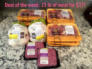 K9sOverCoffee | Buy meat on sale to help keep raw dog food affordable