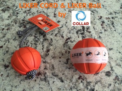 LIKER CORD & LIKER BALL by COLLAR