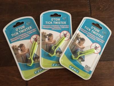 O'Tom Tick Twister® Giveaway