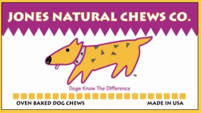 Jones Natural Chews Logo