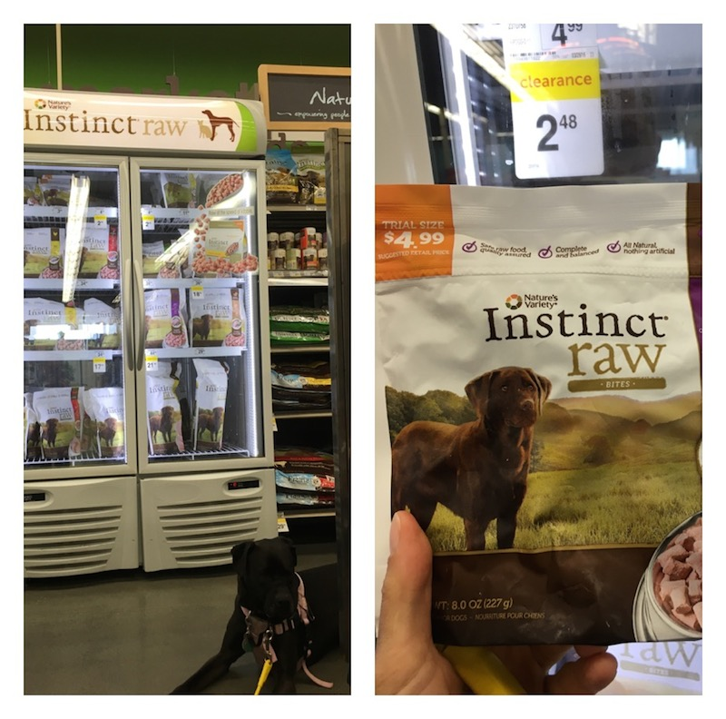 K9sOverCoffee | Missy Found A Deal on Nature's Variety Instinct Raw