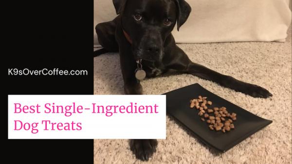 K9sOverCoffee.com   Best Single-Ingredient Dog Treats