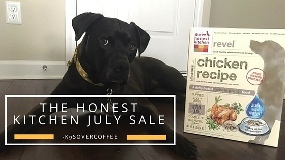 The Honest Kitchen July Sale
