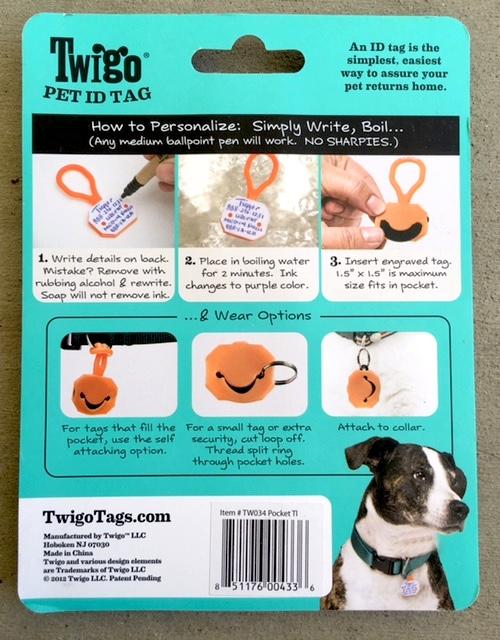 Twigo Pet ID Tag