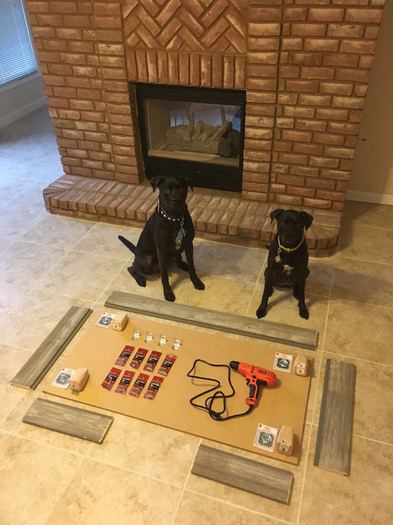 How To Build A Dog Bed Rustic Diy Charmer K9sovercoffee
