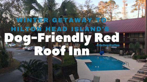 Winter Getaway To Hilton Head Island's Dog-Friendly Red Roof Inn