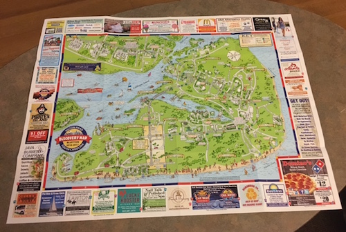 K9sOverCoffee | Winter Getaway to Hilton Head Island's Dog-Friendly Red Roof Inn - Map Of The Island