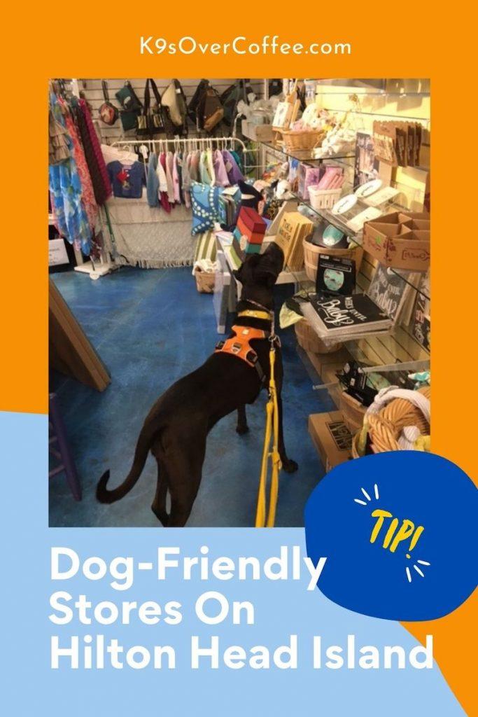 K9sOverCoffee.com | Dog-Friendly Stores On Hilton Head Island