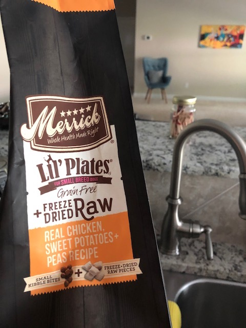 K9sOverCoffee | What's in Merrick's Lil' Plates Grain Free Bites + Freeze-Dried Raw