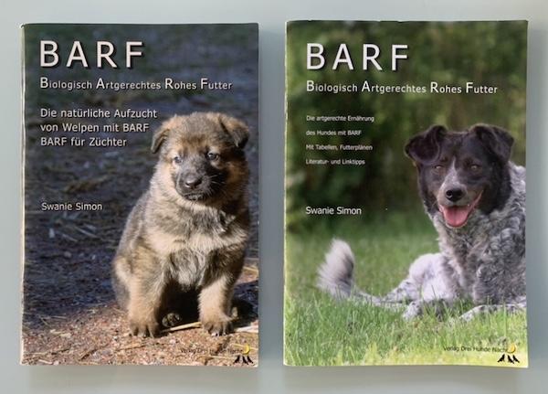 K9sOverCoffee.com | BARF booklets by Swanie Simon